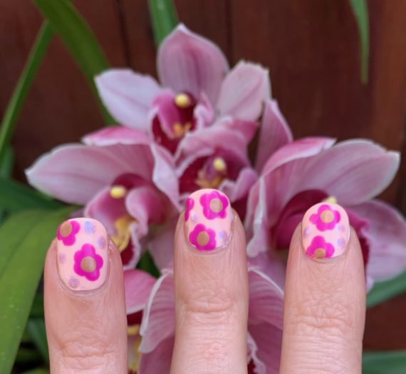Floral Nail Art With The Orly Spring 2020 Collection