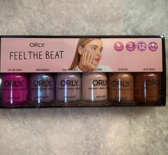 Feel The Beat – Orly Spring 2020 Collection