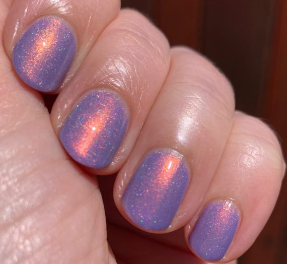 Alchemy Lacquers: Sands of Giza