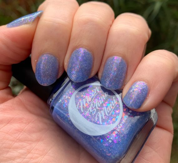 Moon Shine Mani: Be Excellent To Each Other